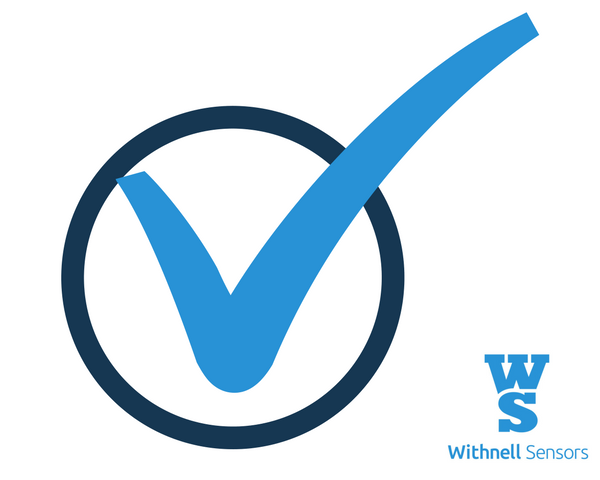 Withnell Sensors Audit success